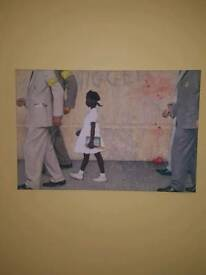 Norman Rockwell Box Canvas