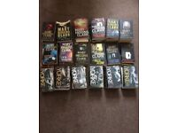 Selection of Mary Higgins Clark and Margaret Yorke Books