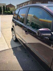 Ford C-Max 1.6 Zetec,great condition, recent MOT,good mileage