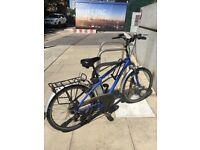 Electric Bike (izip Skyline) blue