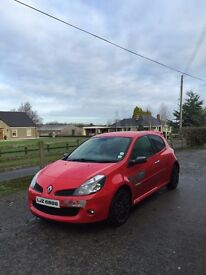 2007 Renault Clio 197 FSH 12 months MOT HPI Clear - Renaultsport CUP F1