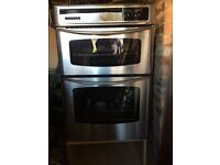 Double Gas Oven and Hob