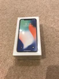 Iphone X 64gb Space Grey Vodafone New Sealed