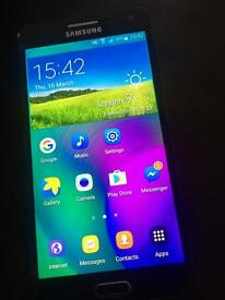 Samsung A5 excellent condition like new