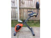 Recumbent exercise bike with digital dispaly in vgc Can deliver
