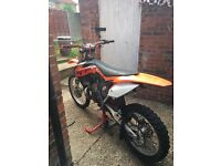 2013 Ktm 250 sx 2800 open to offers
