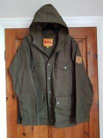 Fjallraven Greenland Mens G1000 jacket small
