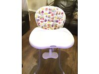Graco Highchair Excellent Condition