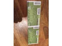 2 x Runrig tickets Friday 17th August