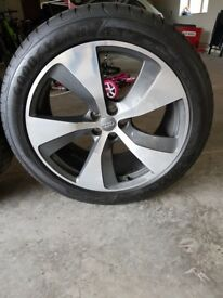 21 inch windmill style rims for sale