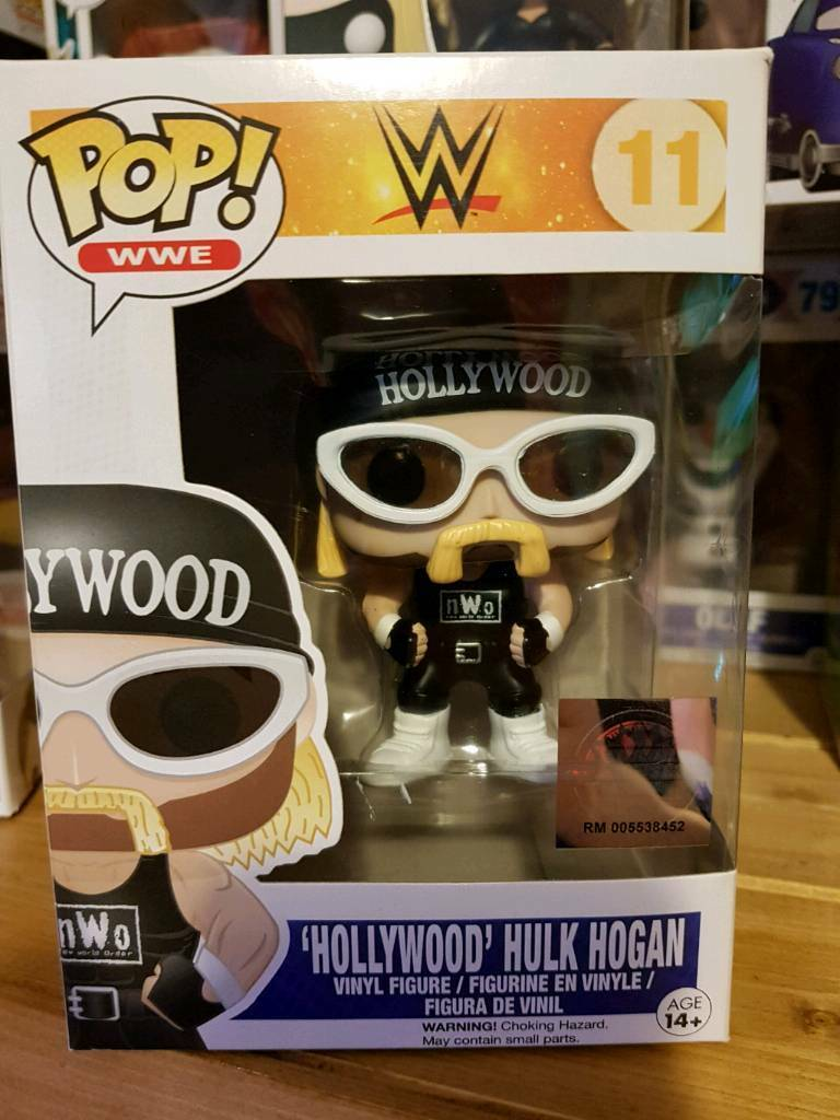 hollywood hulk hogan funko