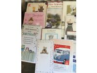 Greeting Cards Job lot of 21 Different Occasion Cards