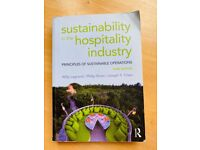 Sustainability in Hospitality Industry