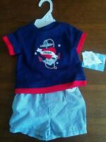Boys summer outfits brand new with tags