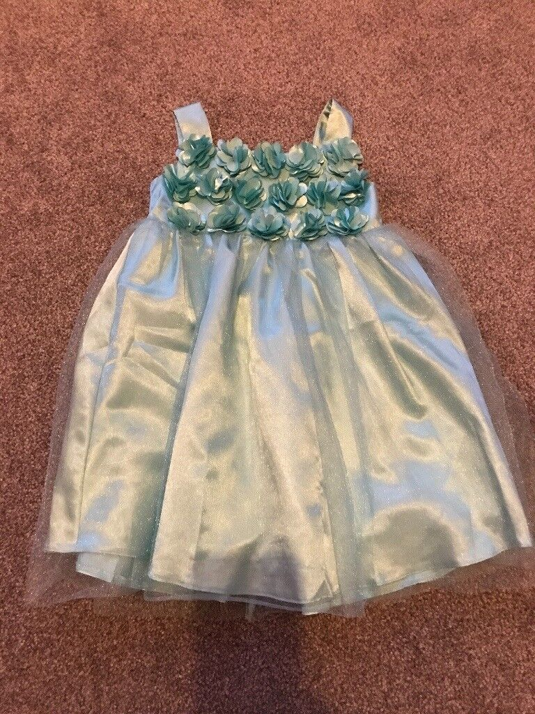 Bridesmaid or party dress (18-24 months)