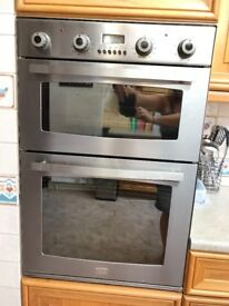 Prestige Double Oven and Grill