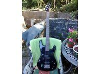 Aria Pro ii Bass Guitar XRB series electrics