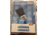 Expresscard serial 2 port