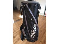Wilson Lightweight Golf Bag with Harness