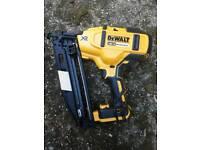 NEW !!! DeWalt Nail Gun DCN660 Second Fix