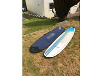 Cortez Mini Mal surfboard 7ft 6 with board bag