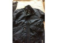 Jacket and denims