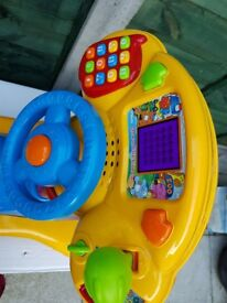 Vtech ride on/rocker