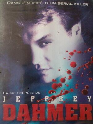 C16 DVD La vie secrète de Jeffrey DAHMER HORREUR