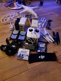 DJI Phantom 3 Advanced BOXED + Extras