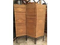 Bamboo Screen Room Divider