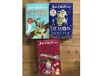 3 David Walliams Children Books