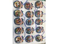 15 x Bradford Editions Disney Winnie Pooh Ornaments