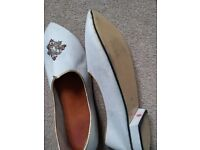 Mens indian shoes size 9