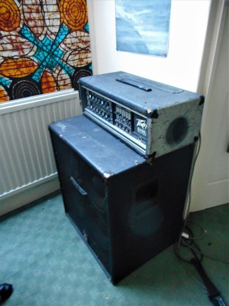 peavey mark iii series bass amp cab only in sheffield south yorkshire gumtree. Black Bedroom Furniture Sets. Home Design Ideas