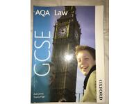 AQA LAW GCSE OXFORD REVISION GUIDE