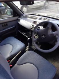 Nissan micra twister 2002