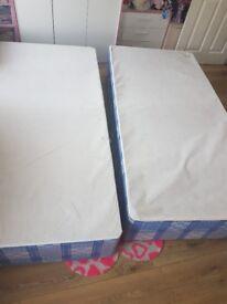 Free Single Divan Bed Base No Mattress