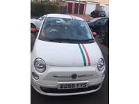 Fiat 500 pop 2010 £3700 ONO