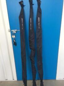 Carp rods greys platinum x 3 12ft, 2.75 t/c