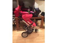 Full Travel System 3in1 Quinny Buzz