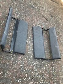 Land Rover Defender 1991 110 CSW Bench Seats