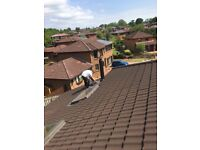 Roofer required
