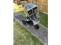 Quinny buzz pushchair travel system new price 55£!!