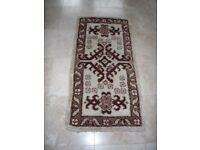 Lovely handmade wool rug