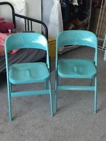 Ikea FRODE folding chairs