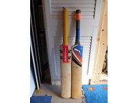 2x Quality Cricket Bats