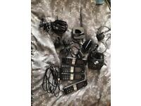Set of 4 bt phones with call guardian advanced