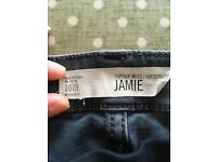 "Top shop Maternity ""Jamie"" jeans"
