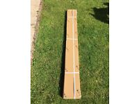 Brand New Boxed Roman Glass 200 Fixed Deflector Panel