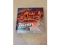 Insanity Beachbody DVD